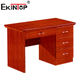 Ekintop popular modern wood computer table studio table office table size