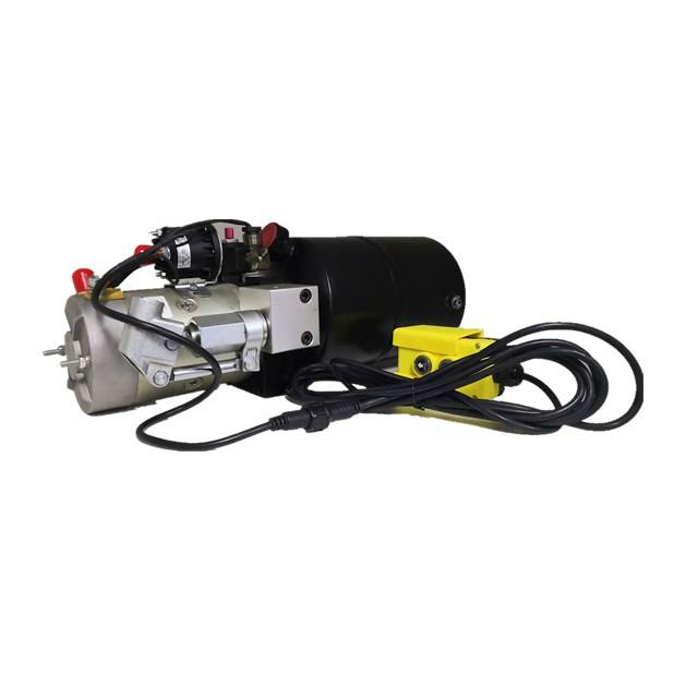 widely used hydraulic power unit for trailer