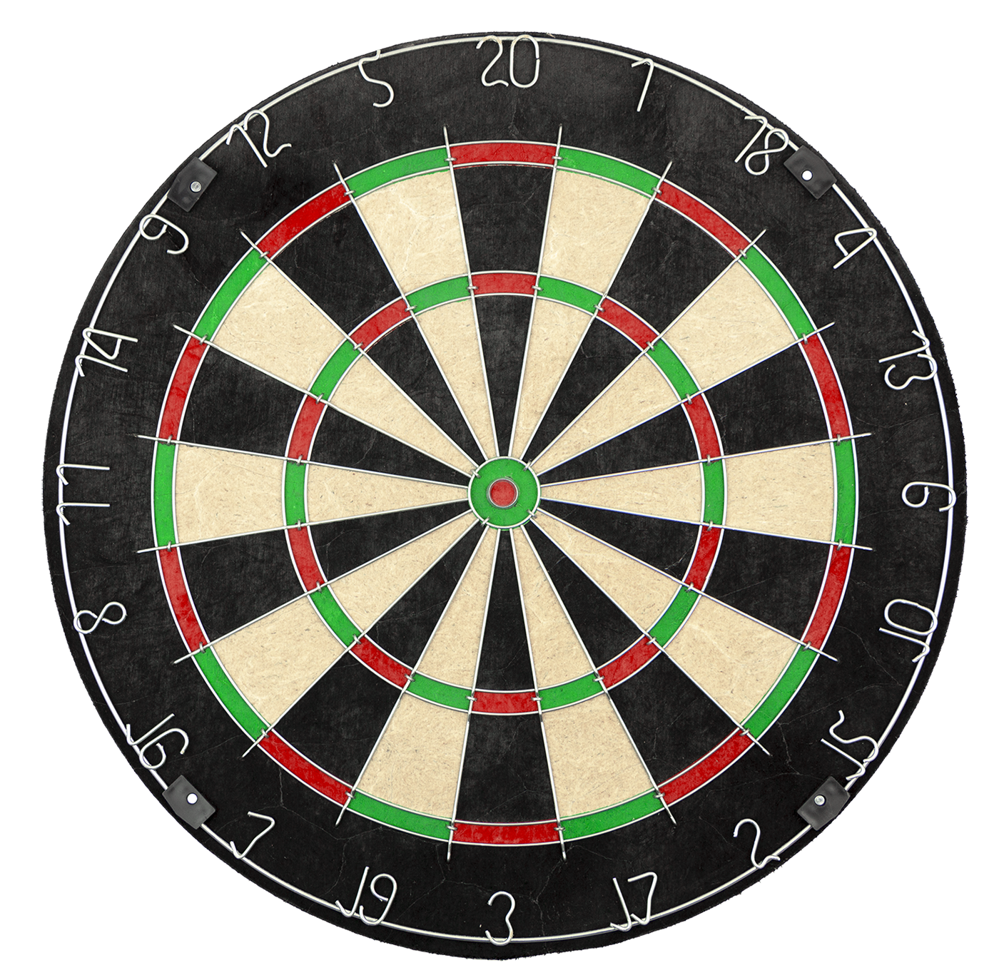 Huizhou Creative High Quality Bristle Dartboard BSCI factory dart game official sisal dartboard