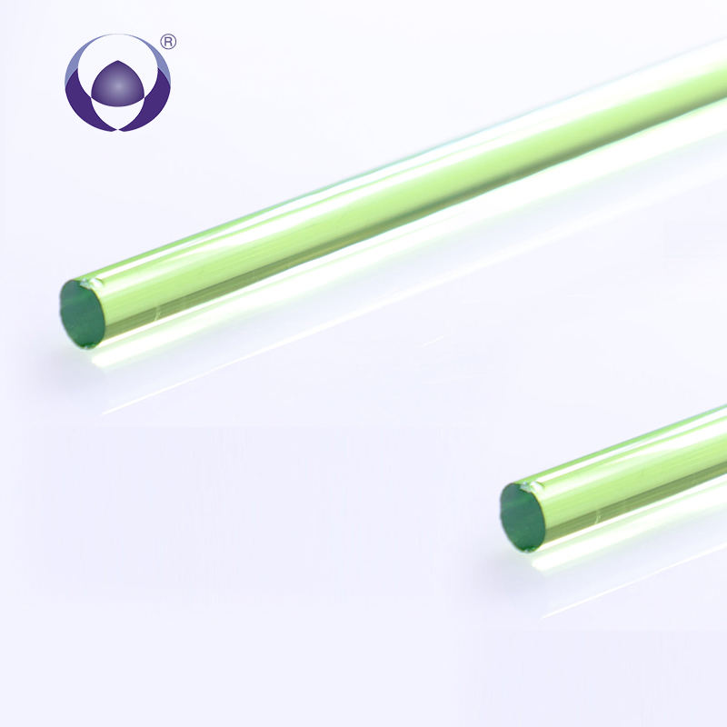 Factory Directly Provide diameter 2mm colored borosilicate heater glass rod wholesales