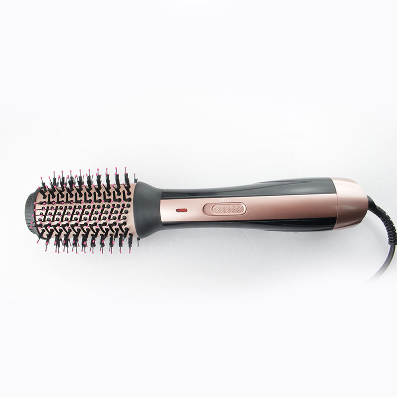 One Step Hair Dryer Volumizer Hot Air Brush 3 in1 Styling Brush Styler Negative
