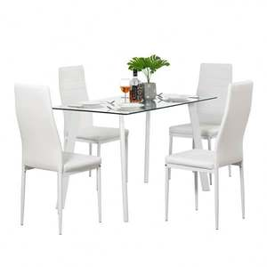6 Seater Glass Dining Table 6 Seater Glass Dining Table Suppliers And Manufacturers At Alibaba Com