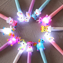 wholesale promotional logo school supply kids give away kawaii Cute creative pen