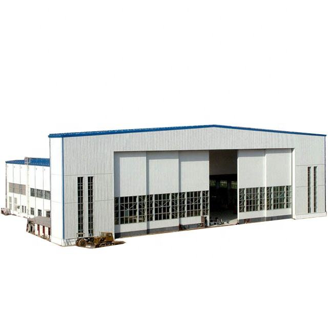 Construction Design Steel Metal Structure Building Plants Prefabricated Warehouse