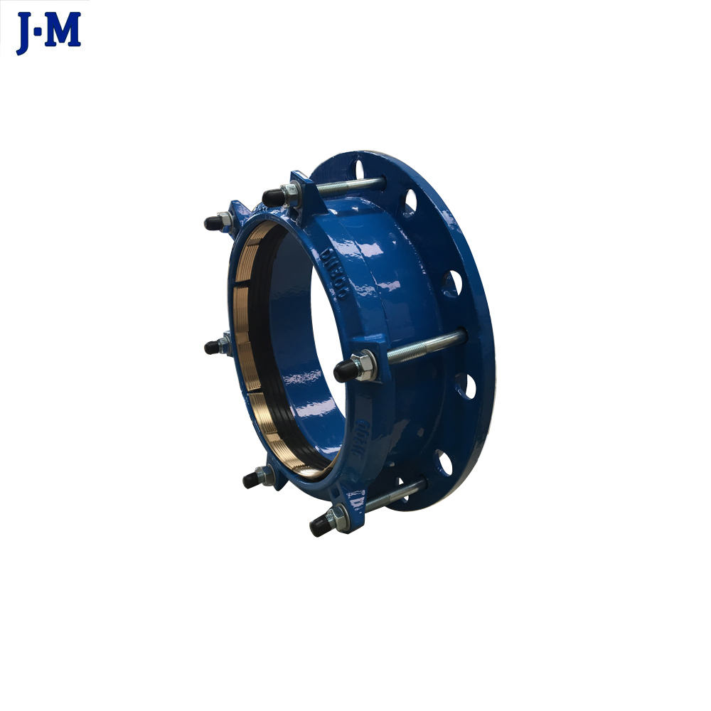 Step Coupling Flange Adaptor For Hdpe Pipe