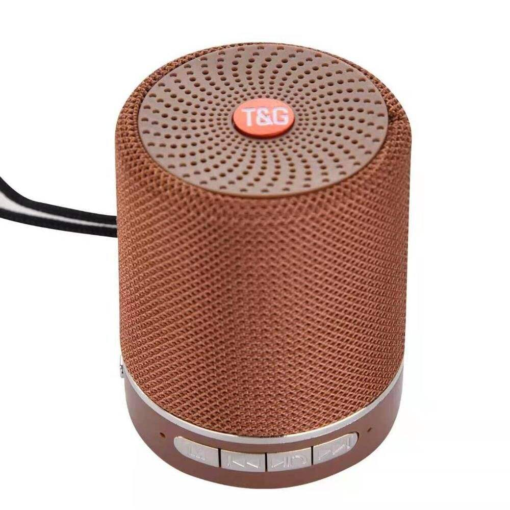2019 wholesale cheap TG511 wireless bluetooth portable outdoor mini subwoofer audio speaker support TF Card FM Radio AUX