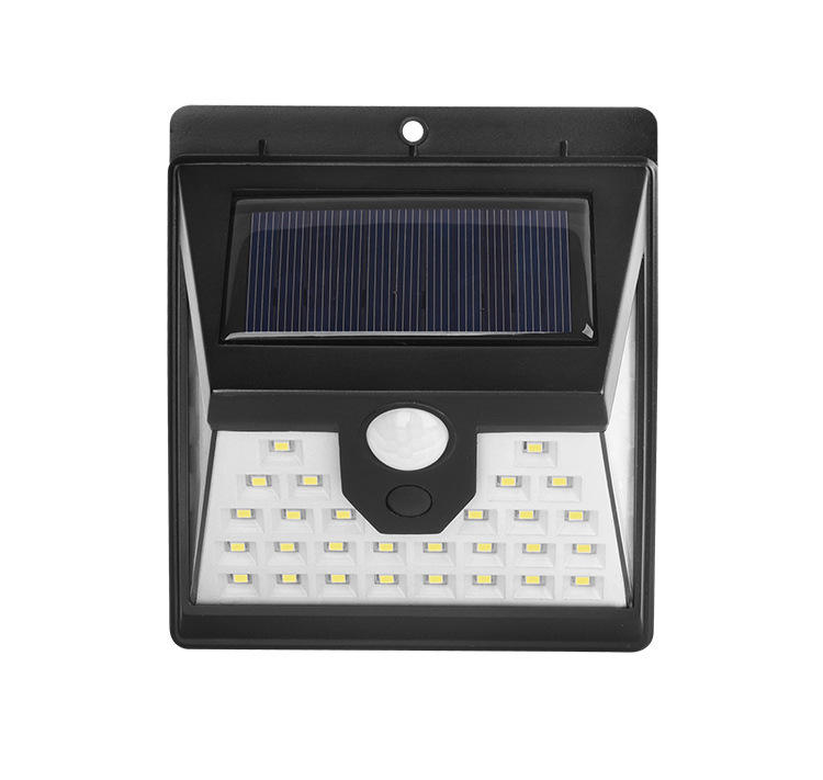 2020 New Waterproof Pathway PIR 40 led Wall Solar Motion Sensor Light Outdoor Emergency Security for Home Garden