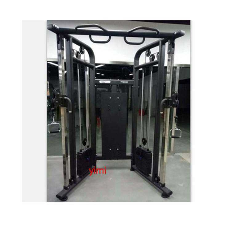 Cheaper FOB CIF Cost Commercial Dual Cable Crosses Functional Trainer