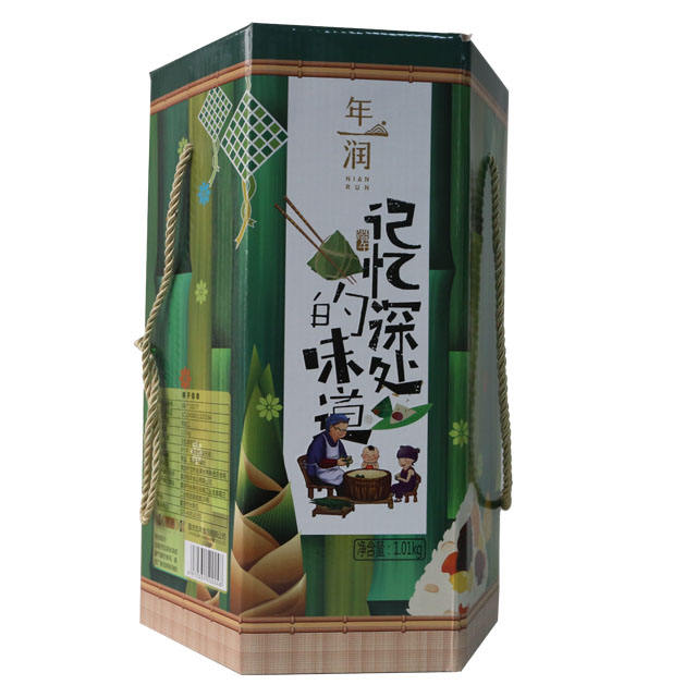 Excellent quality fast chinese food box supply freezer zongzi