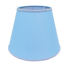 Dongguan Best Selling Portable Hand Made Hardback Hotel PVC+Cloth Table/Floor Fabric Lamp Shade