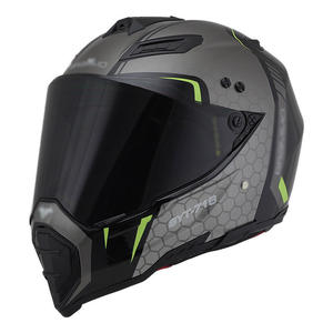 Universal Motocross Dirt Bike ATV Motorcycle ABS Helmet Anti Fog Racing Full Face Helmet Head Gear Moto Casque Capacete Casco
