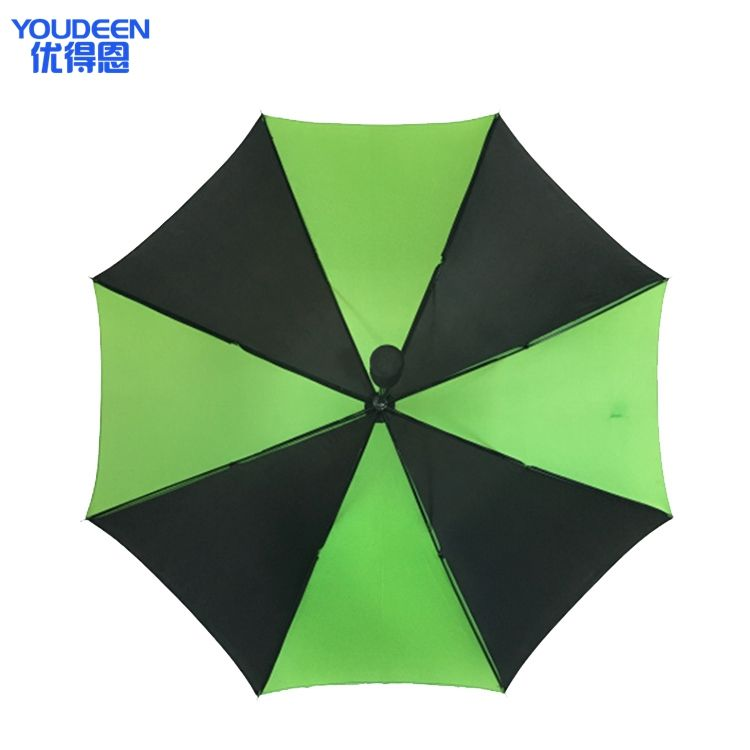 2 Colors Gentleman Straight Nylon Hotel Umbrella