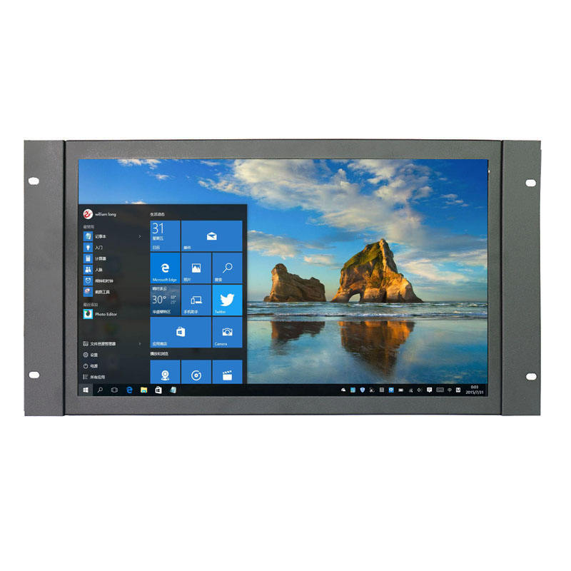 USB monitor 17.3 inch open frame wide lcd monitor