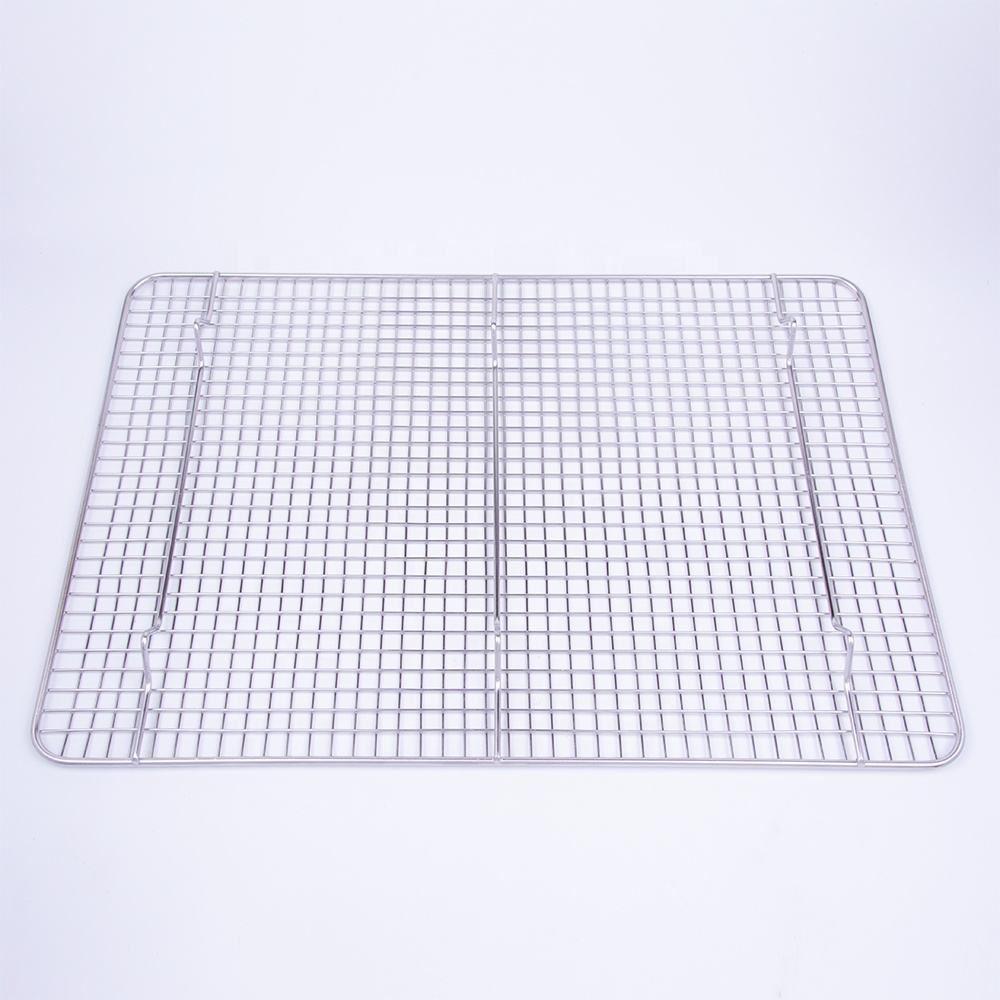 11.5x16.5'' Stainless Steel Cooling And Baking Racks Grids