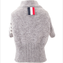 Grey Pet Dog Knit New Sweater Wholesale