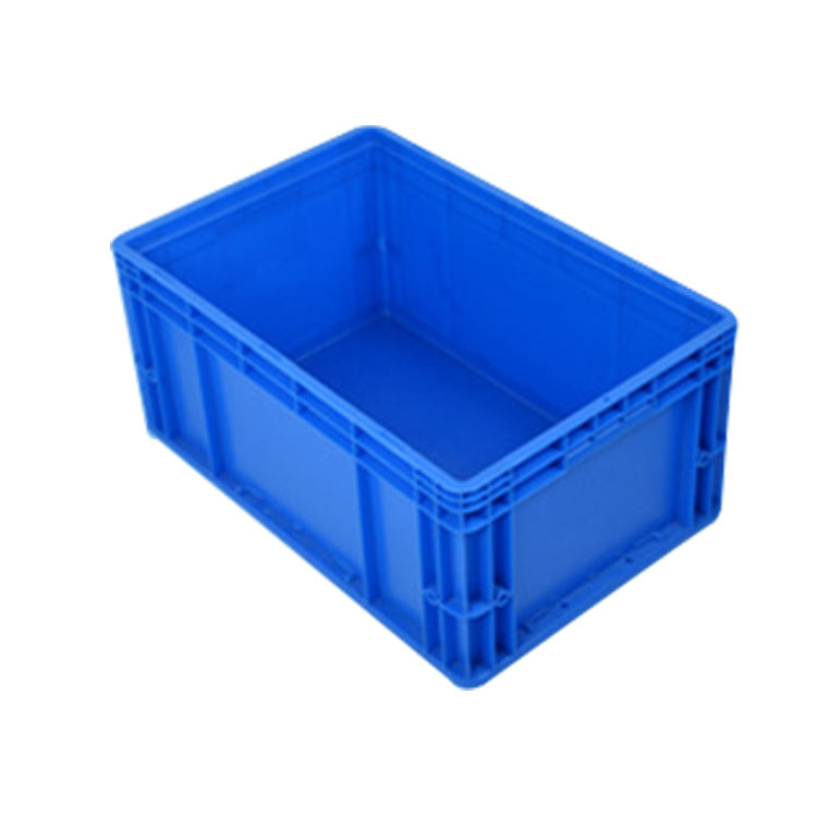 China Manufacture Plastic Crate For Fruit And Vegetables Bread Folding Crates