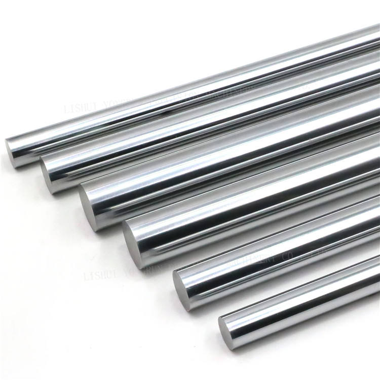 Low price Carbon Steel Polishing Linear Shaft 12mm 8mm
