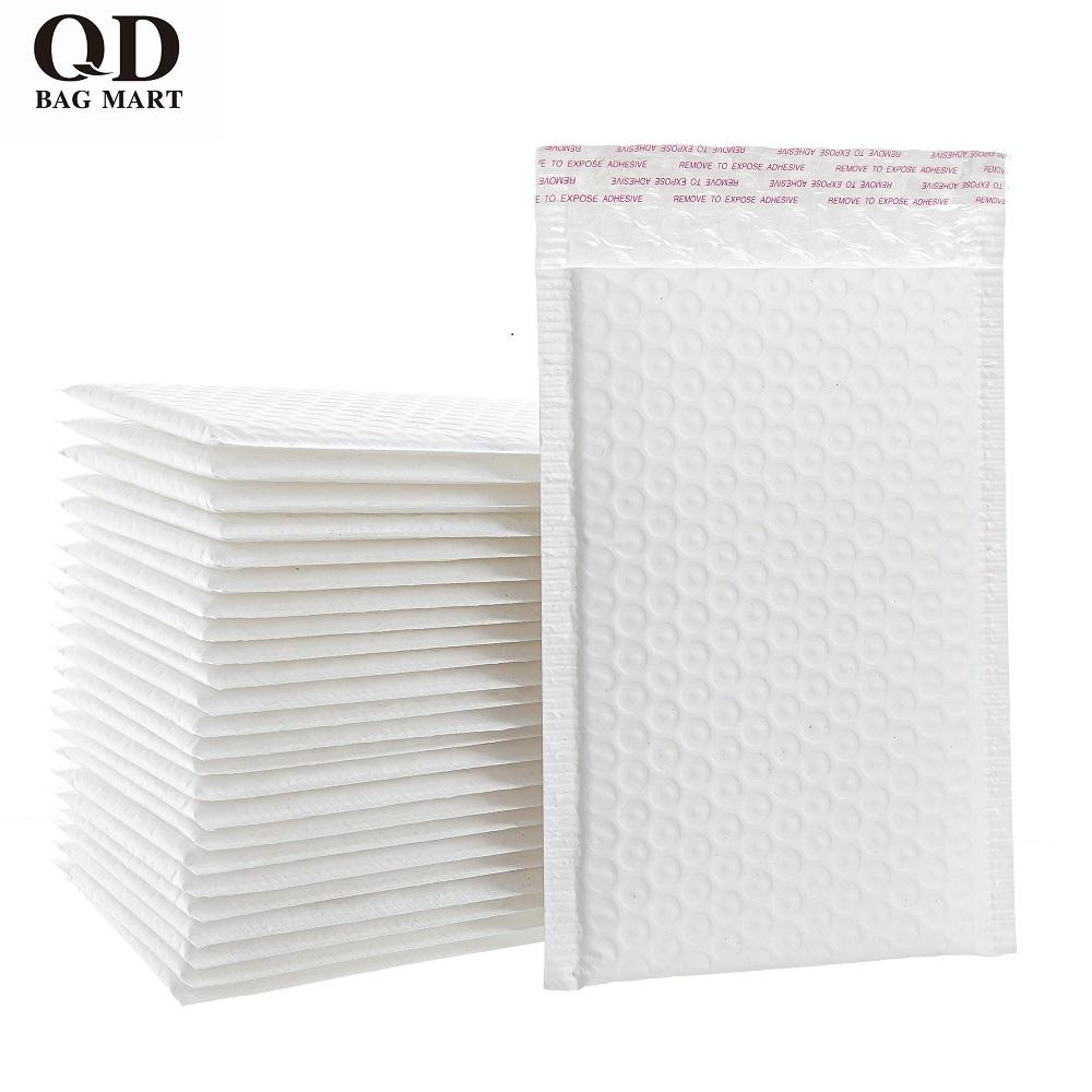 6x10 Inches Self Seal white Padded Envelopes Poly Bubble Mailers