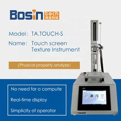 texture analyzer for quality control with touch screen General Texture analyzer Food with standers AOAC AACC ASTM.