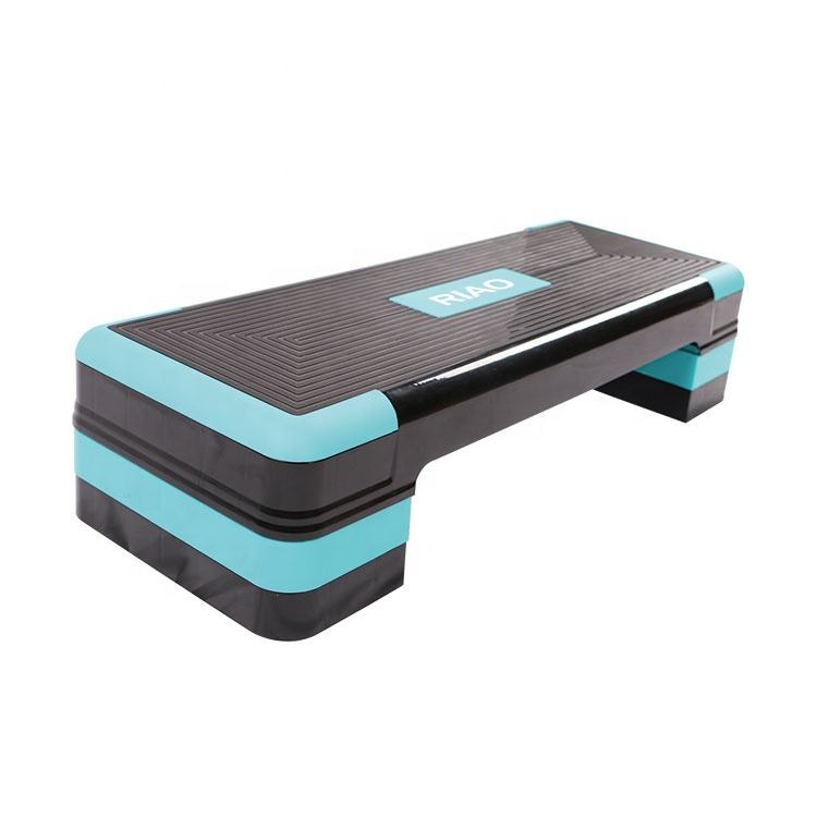 RIAO Cheap Gym Adjustable Aerobic Step