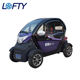 New energy adult 4 wheel electric car for adults 4000w conversion kit 96v