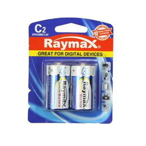 Top Performance Raymax OEM C Size Wholesale LR14 am1 1.5v alkaline dry battery