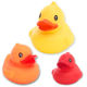 Custom child classic plastic pvc colorful shower flashing light up bath toy rubber duck