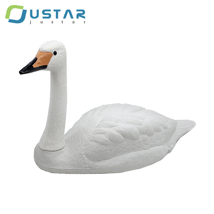 Wholesale Plastic Swan decoys hunting Decoy