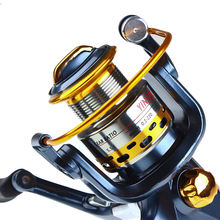 CEMREO  Metal Spool Penn Sea Saltwater Left Right Hand Trolling  Fly Aluminum CNC Spinning Fishing Reels