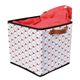 Foldable Storage Basket Bins Toys Nursery Storage Box Container Clothes Organizer