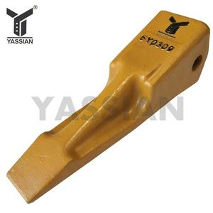 bulldozer ripper shank 6y0309 cat d6 dozer mini excavator ripper rock tooth points for excavator