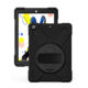 universal Hand strip case For iPad 10.2 2019 rugged Case Cover