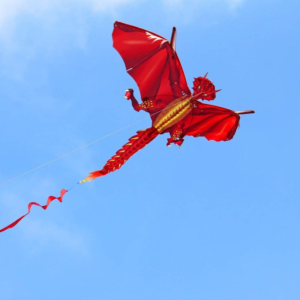3d Kites New Arrival 3D Dragon Kite