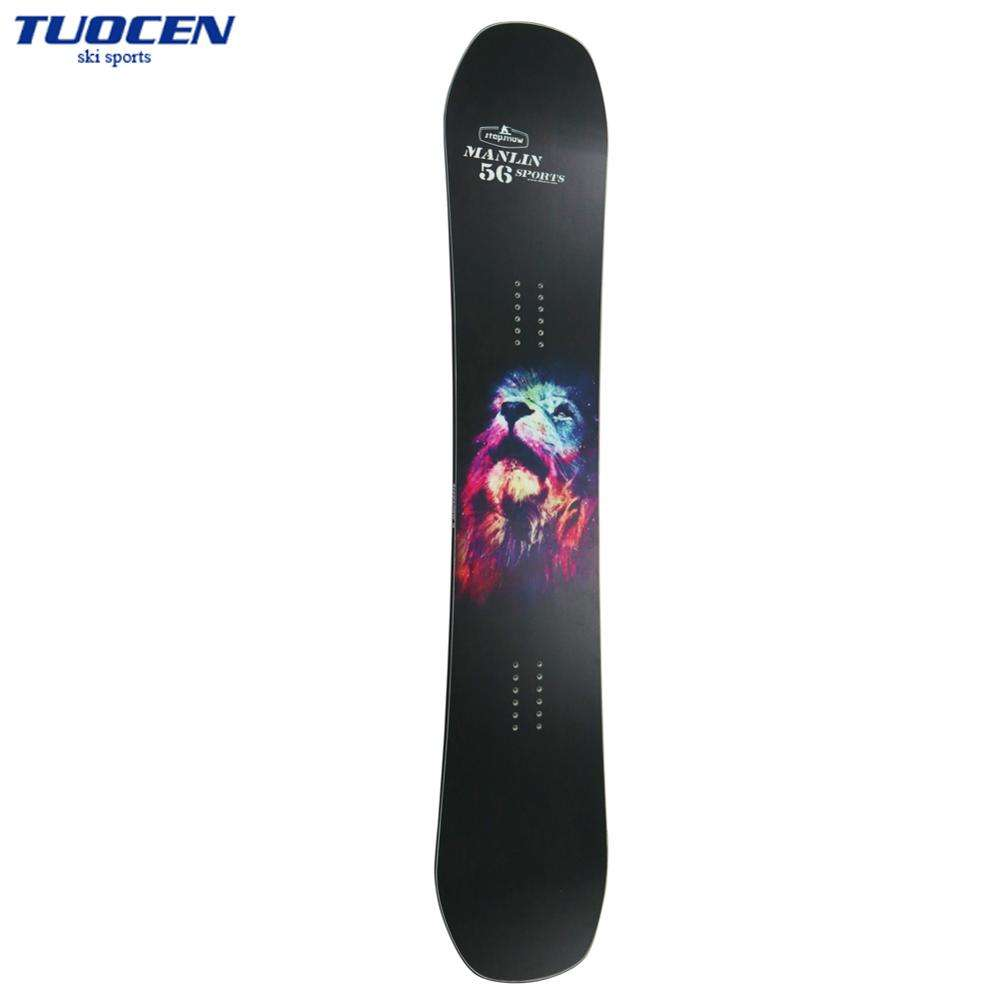Hot Selling OEM Cheap Carbon Fiber Freestyle Burton Snowboard