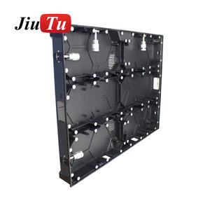 Indoor P2.5 P4 P5 320*160mm Module 640*480mm LED Cabinet With MAG Programmable Led Sign ShenZhen Factory