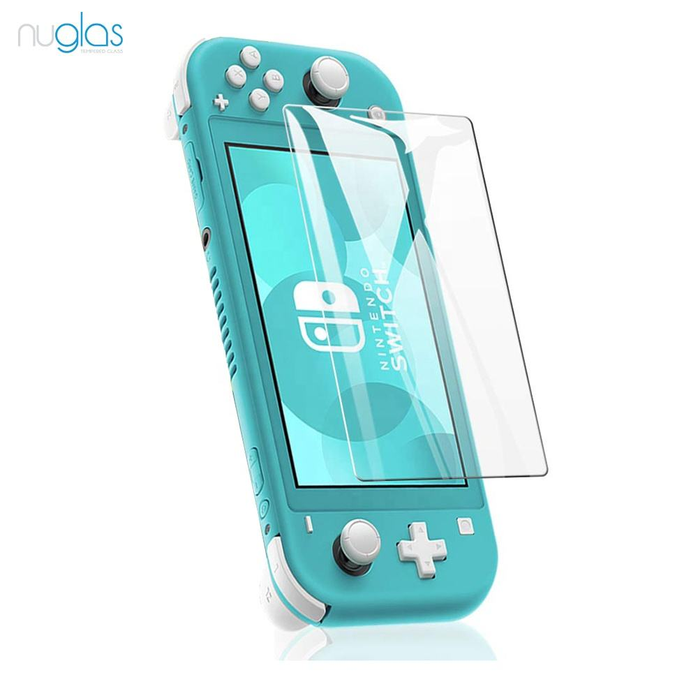 New design 0.33mm thickness screen protector for Nintendo Switch Lite
