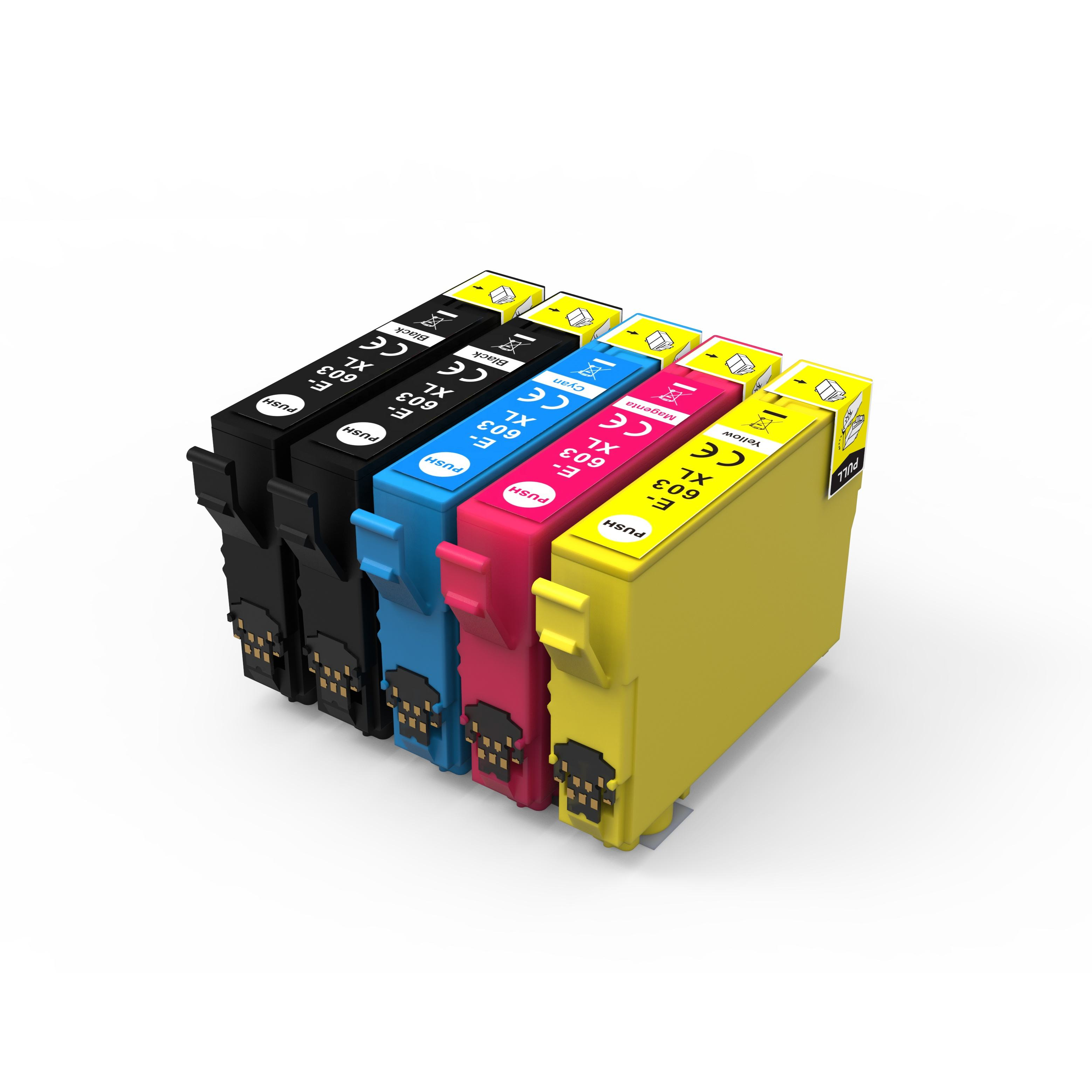 Printer Ink Cartridge Compatible For Epson Ink