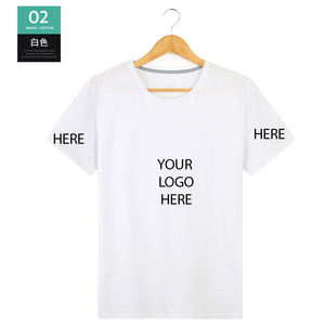 Custom Street T Shirts Blank T Shirts Print Tops Personalized Customised Picture Printing T-shirt Short Sleeve O-Neck Tees