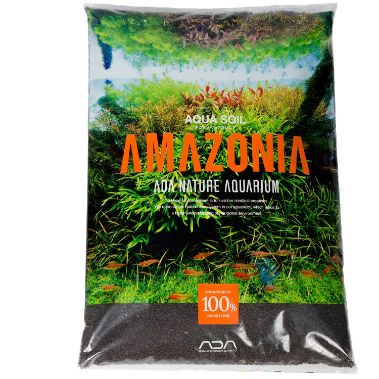 ADA Amazon soil power sand fertilizer substrate water plant grow fish tank ADA original mud aquarium