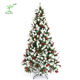 Best selling Luxury 6ft White PE Artificial Artificial Christmas Tree ,arbol de navidad