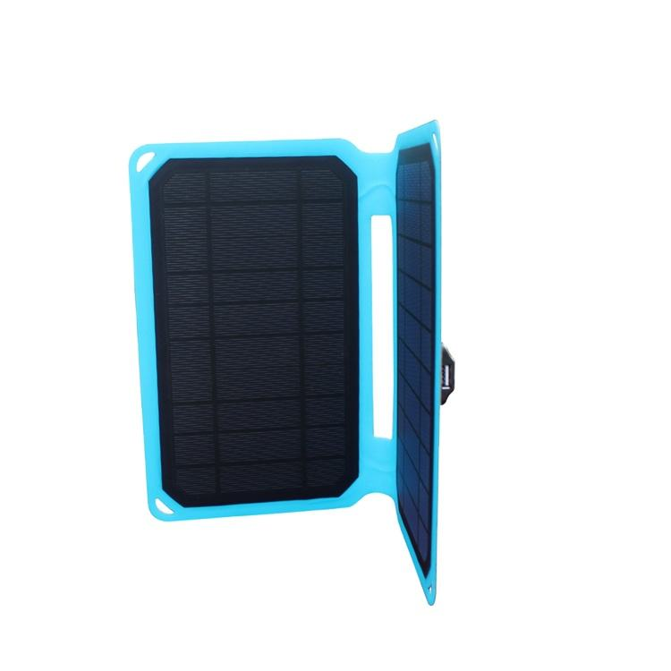 China manufacturer 10W 5V portable solar panel charger micro usb solar charger