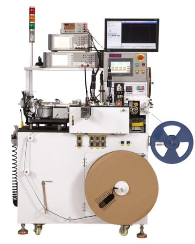 Inductance and Electronic Components Automatic Tape package Machine