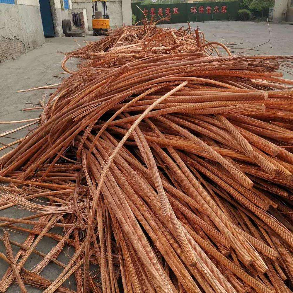 China Suppliers Copper Wire Scrap 99.95%-99.99% at Wholesale Price