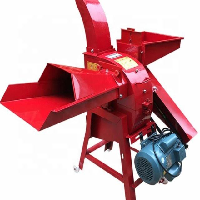 agricultural straw chopper & grinder machine/ hay cutter & crusher