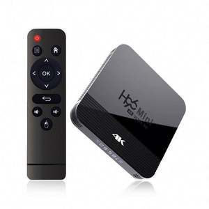 H96 Tv Box Android 9.0 Quad-Core, Pemutar Media 4K Pk X96 MINI Tx3 Mini H96 Max 1GB 8GB RK3228A