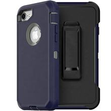For iphone 7/8 defender case, wholesale competitive good quality OT defender case with clip in Amazon for Apple iphone 7/8