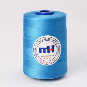 Wholesale hilo de coser Color Sewing Thread Poly Cotton Core Spun Sewing Thread