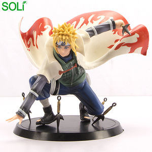 Plastik Anak Action Figure Model Mainan Naruto Action Figure Prototipe