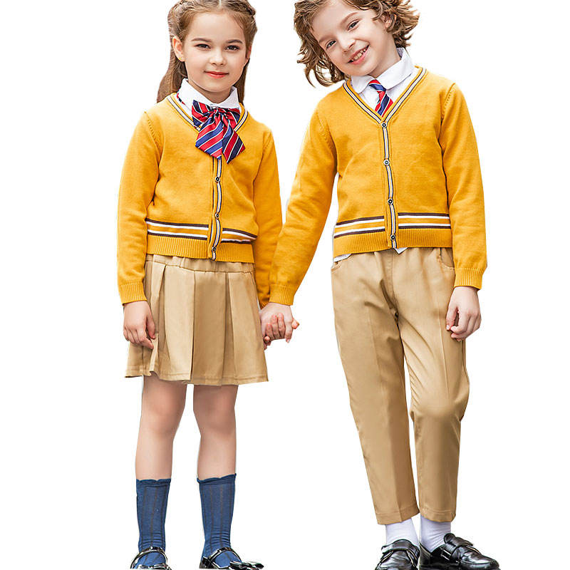 Children Western Wear School Uniform For Children Clothing Kids