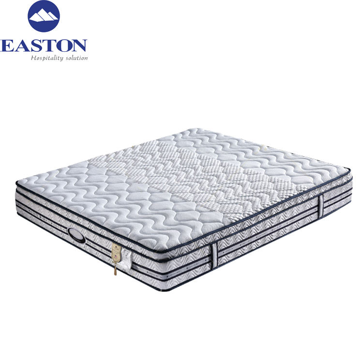 Queen Mattress Any Size Hybrid Innerspring Double Hotel Mattress